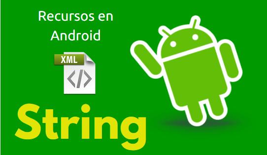 Recursos String en Android