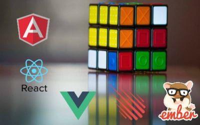 Los 5 Mejores Frameworks JavaScript FrontEnd 2017