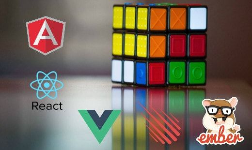Los Mejores Framework JavaScript del 2018