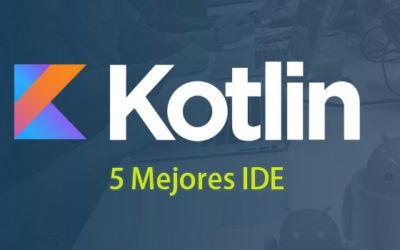 5 mejores IDE para programar en Kotlin
