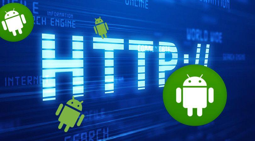 Consurmi servicios web con android
