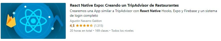 React Native - TripAdvisor
